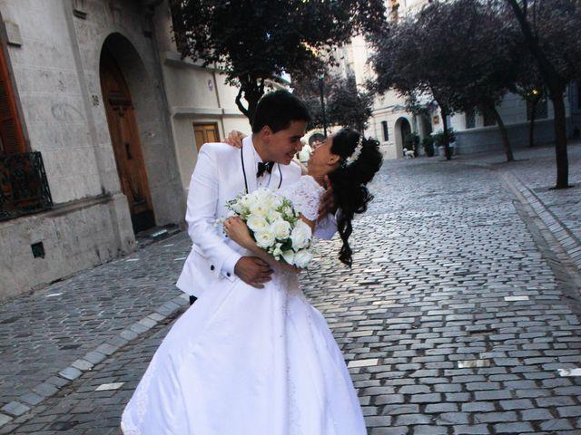 El matrimonio de Martín y Sharon en Santiago, Santiago 25