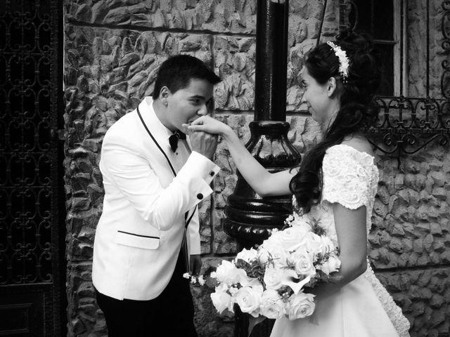 El matrimonio de Martín y Sharon en Santiago, Santiago 26