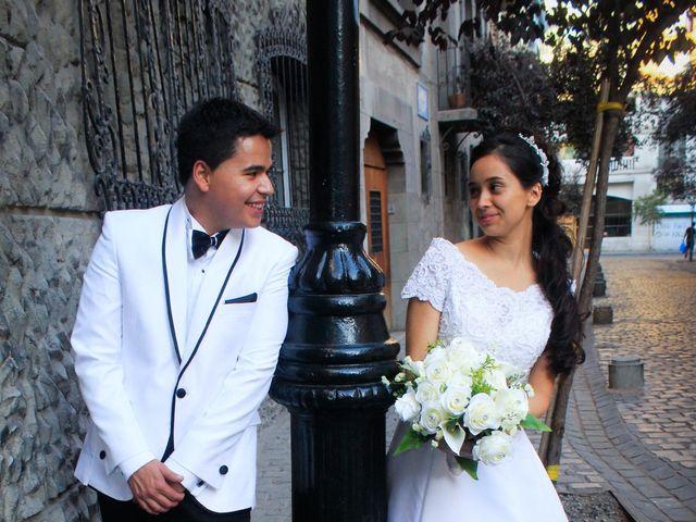El matrimonio de Martín y Sharon en Santiago, Santiago 27
