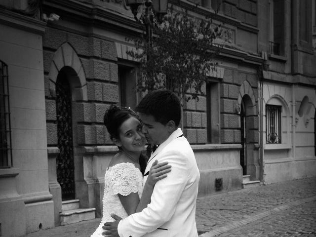 El matrimonio de Martín y Sharon en Santiago, Santiago 28