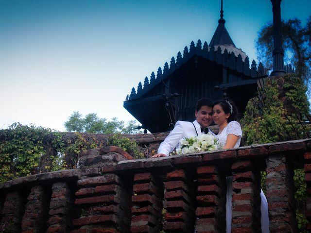 El matrimonio de Martín y Sharon en Santiago, Santiago 30