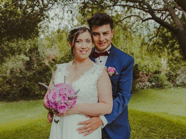 El matrimonio de Cecilia y Jonhatan