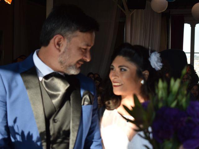 El matrimonio de Janett y Cristián