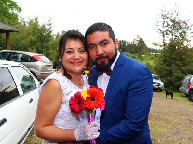 El matrimonio de Alejandra y Jose