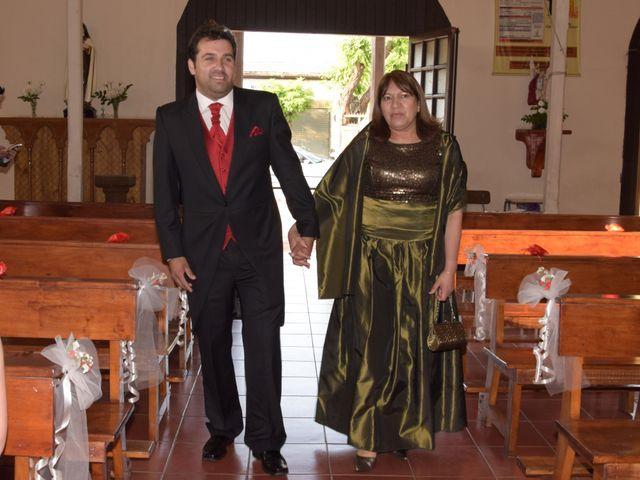 El matrimonio de Teresa y Bruno en Buin, Maipo 3