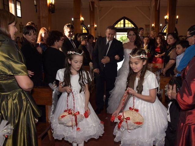 El matrimonio de Teresa y Bruno en Buin, Maipo 4