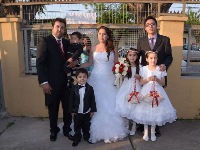 El matrimonio de Teresa y Bruno en Buin, Maipo 8