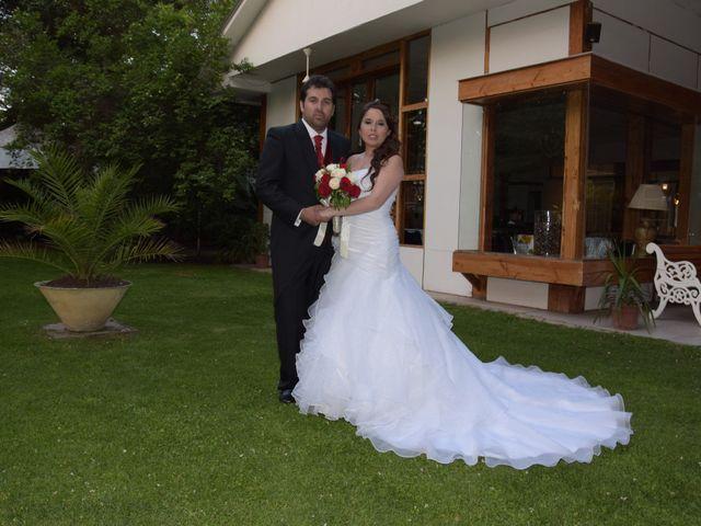 El matrimonio de Teresa y Bruno en Buin, Maipo 9