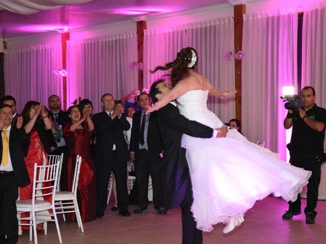 El matrimonio de Teresa y Bruno en Buin, Maipo 14