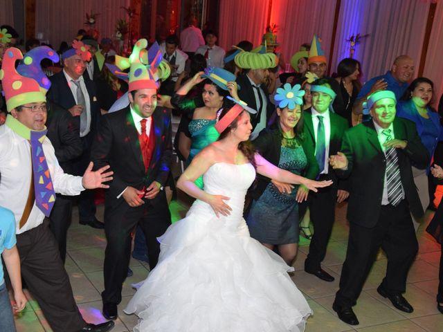 El matrimonio de Teresa y Bruno en Buin, Maipo 16