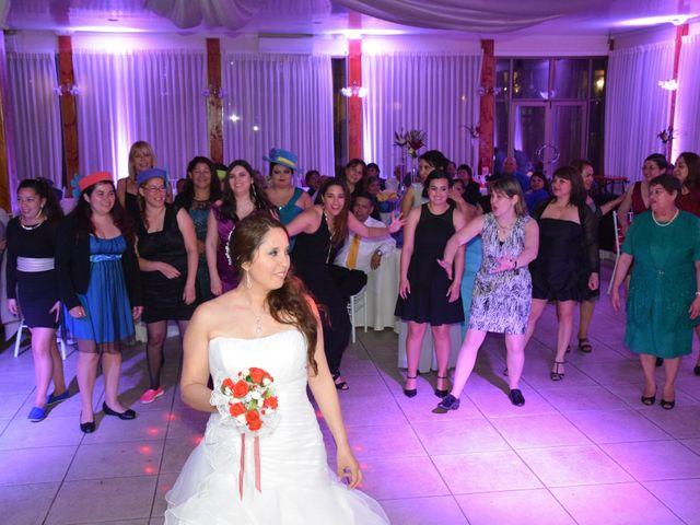 El matrimonio de Teresa y Bruno en Buin, Maipo 17