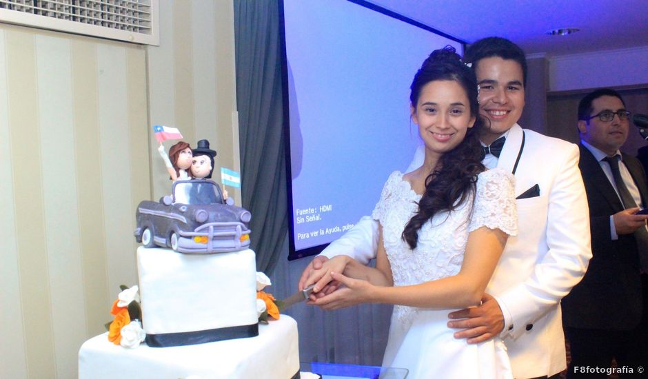 El matrimonio de Martín y Sharon en Santiago, Santiago
