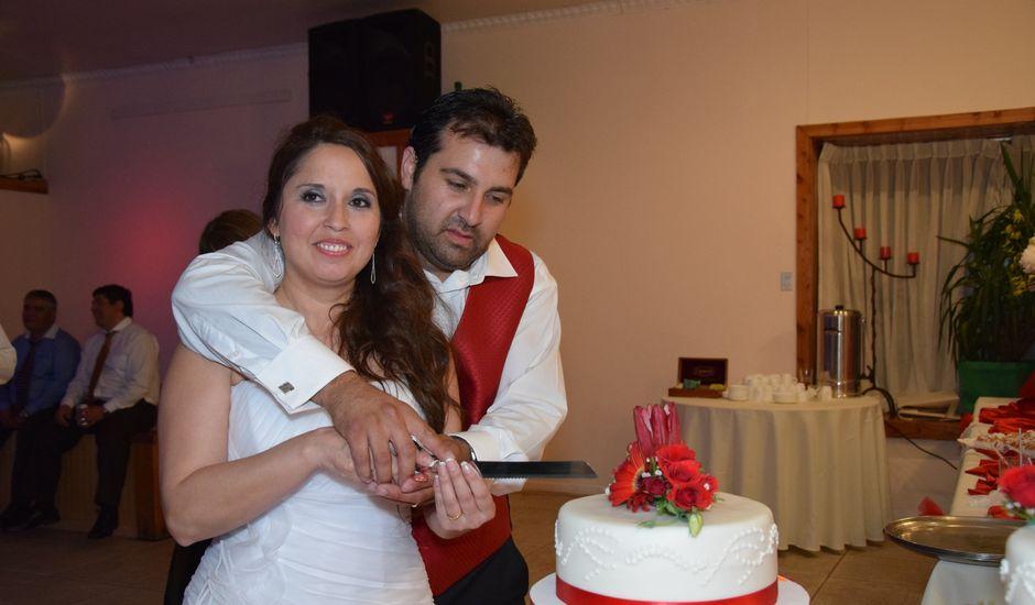 El matrimonio de Teresa y Bruno en Buin, Maipo