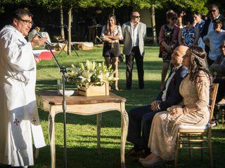 El matrimonio de Cecilia y Osvaldo 1