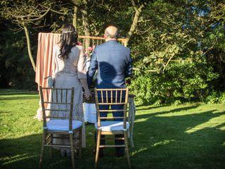 El matrimonio de Cecilia y Osvaldo 2