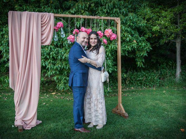 El matrimonio de Cecilia y Osvaldo