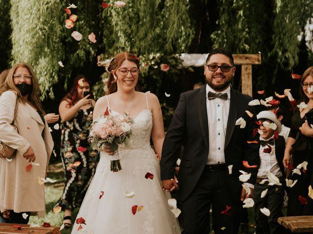 El matrimonio de Francisca y Franco