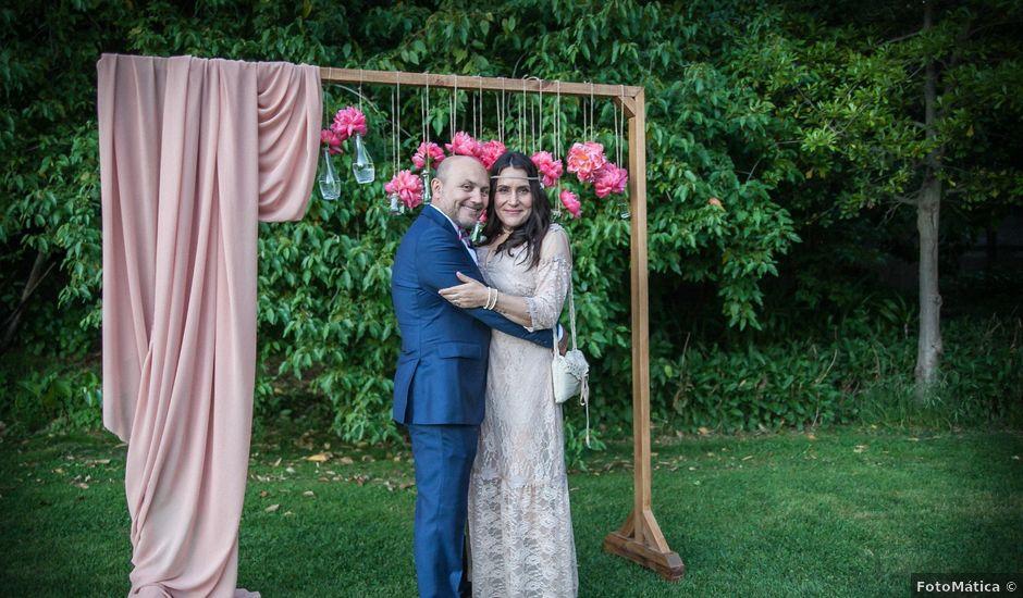El matrimonio de Osvaldo y Cecilia en Paine, Maipo