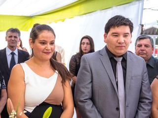 El matrimonio de Danae y Alexis 1