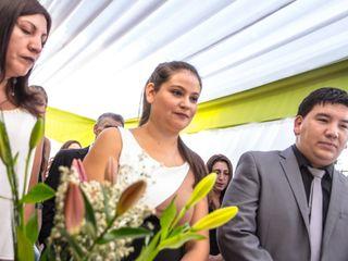 El matrimonio de Danae y Alexis 2