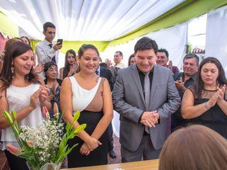 El matrimonio de Danae y Alexis 3