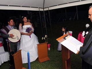 El matrimonio de Gabriela y Mauricio 1