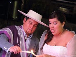 El matrimonio de Gabriela y Mauricio 2
