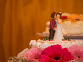 El matrimonio de Karen y Jaime 1