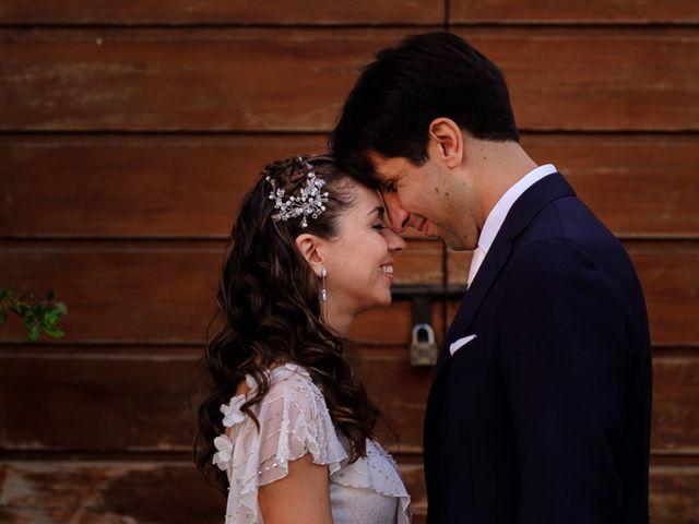 El matrimonio de Camila y Andrés