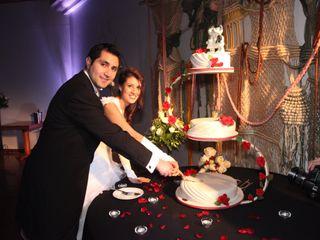 El matrimonio de Natalie y Nasin 1