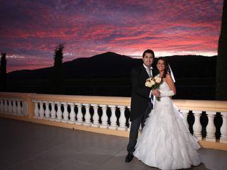El matrimonio de Natalie y Nasin