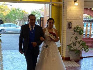 El matrimonio de Carla y Jorge 2