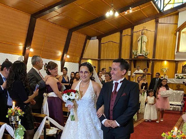 El matrimonio de Jorge y Carla en Rancagua, Cachapoal 3