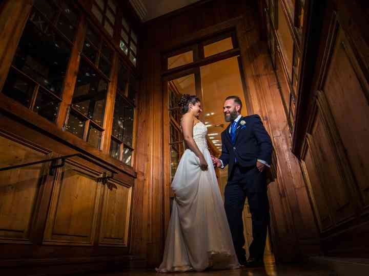 El matrimonio de Camila y Lucas