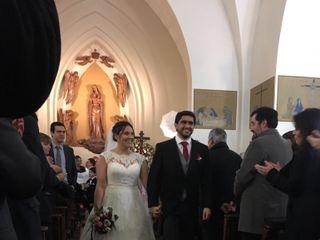 El matrimonio de Ana y Álvaro 1
