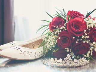 El matrimonio de Anita y Felipe 2