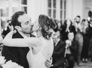 El matrimonio de Erika y Roberto 1