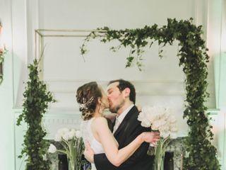 El matrimonio de Erika y Roberto 2