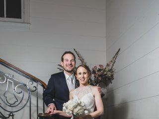 El matrimonio de Erika y Roberto 3