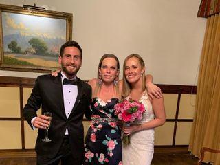 El matrimonio de Sophie y Gian Franco 1