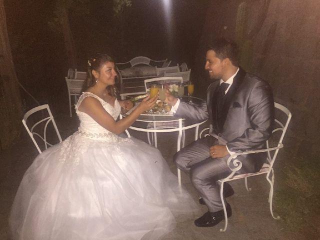 El matrimonio de Jennifer y Francisco