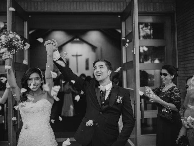 El matrimonio de Carla y Carlos