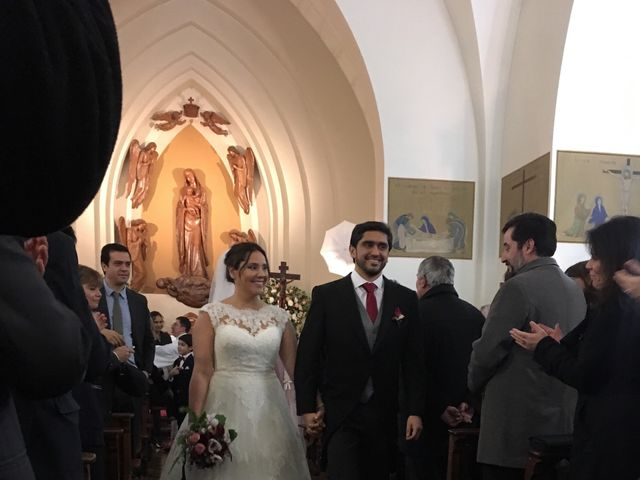 El matrimonio de Álvaro y Ana en Las Condes, Santiago 3