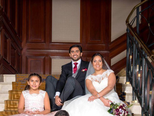 El matrimonio de Álvaro y Ana en Las Condes, Santiago 6