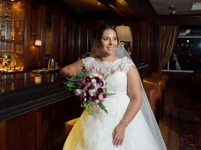 El matrimonio de Álvaro y Ana en Las Condes, Santiago 14