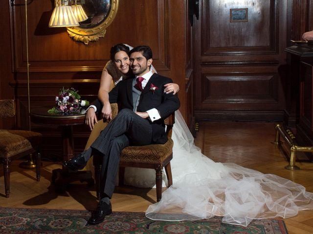 El matrimonio de Ana y Álvaro