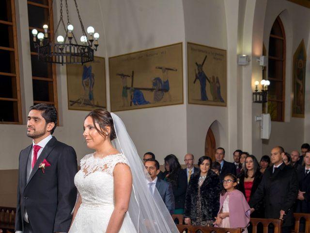 El matrimonio de Álvaro y Ana en Las Condes, Santiago 15