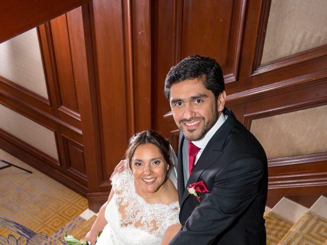 El matrimonio de Álvaro y Ana en Las Condes, Santiago 16
