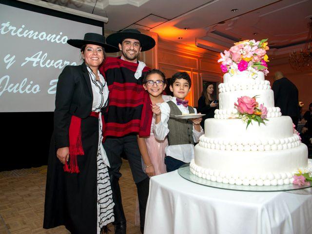 El matrimonio de Álvaro y Ana en Las Condes, Santiago 17