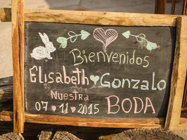 El matrimonio de Gonzalo y Elisabeth en La Reina, Santiago 12